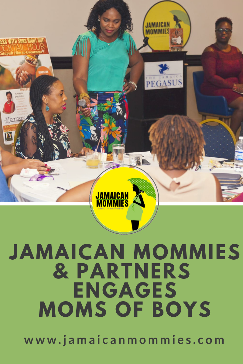 BLOG – Jamaican Mommies by Shanoy Coombs